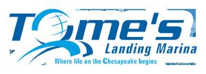 tomeslandingmarina.com logo